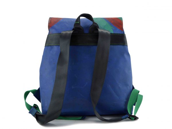 Andy upcycled backpack