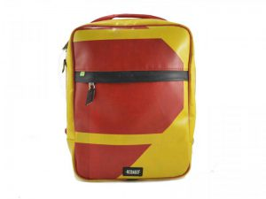 BOB upcycling backpack