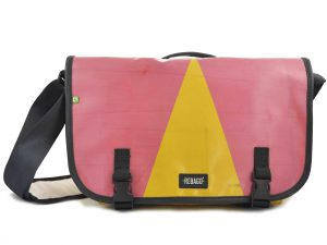 STANLEY upcycling messenger bag
