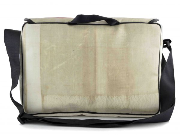 STEVE Upcycling laptop bag
