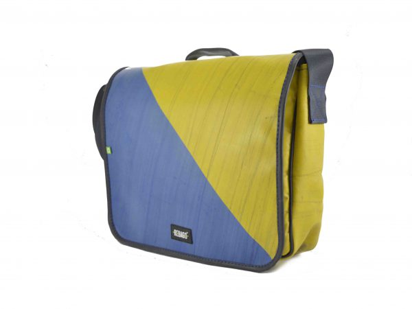 Karl upcycled laptop bag