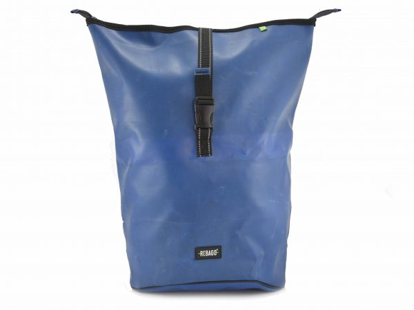 GEORGE upcycling rolltop backpack