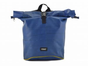GEORGE upcycling rolltop backpac