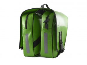 UPCYCLED BIKE PANNIER